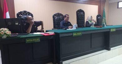 PA Giri Menang Rapat Persiapan PTWP wilayah Lombok